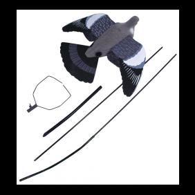 Мюре – летящ гълъб JACK PYKE с комплект за имитиране на полет
