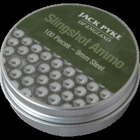 Стоманени сачми за прашка - JP Catapult Ammо 9mm