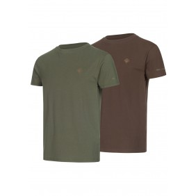 Комплект тениски Hallyard Jones-001 Green/Brown