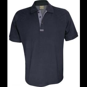 Риза с къс ръкав за стрелба Sport Polo Shirt Black Jack Pyke
