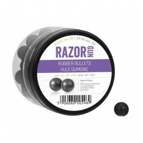 Гумени топчета RazorGun cal. 50 за Umarex T4E HDR HDP 50бр.