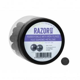 Гумено метални топчета RazorGun cal. 50 за Umarex HDR HDP 100бр.