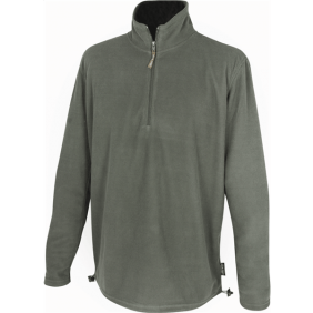 Олекотена блуза от полар JACK PYKE