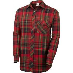 Риза с дълъг ръкав и подплата Lopez 06 Red Hallyard