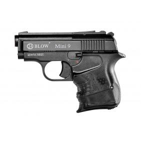 Газов пистолет BLOW 9mm Mini Mat Black
