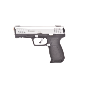 Газов пистолет 9mm PAK Kuzey Arms P-122 Chrome