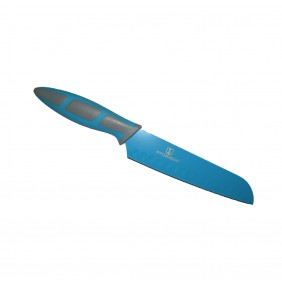 Универсален кухненски Santoku нож Blue Kitchen Dao