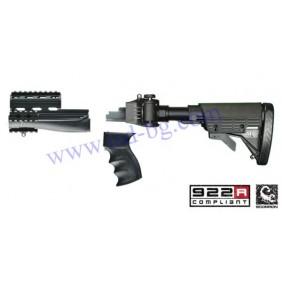 Приклад, ложа, полуложа и ръкохватка за AK-47 ATI A.2.10.1035