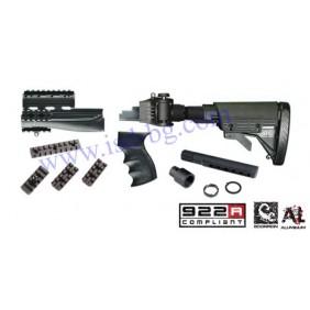 Приклад, ложа, полуложа и ръкохватка за AK-47  ATI A.2.10.1090