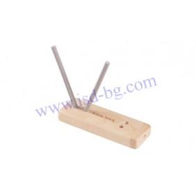 Дървена кутия с канове LDTB2 LANSKY