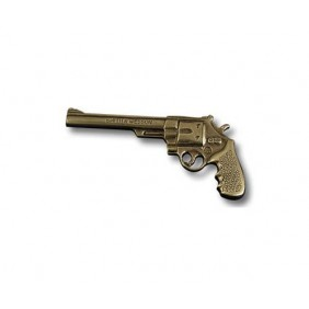 Значка револвер