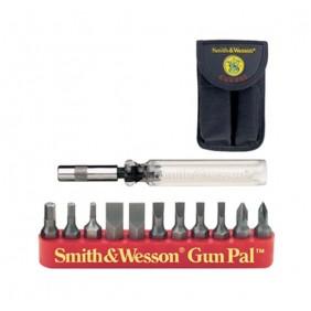 Отвертка с накрайници комплект Gun Pal