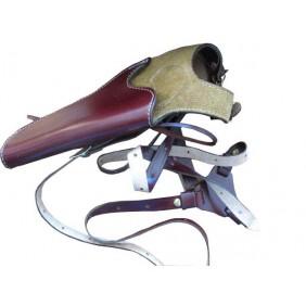 Презрамен кобур за револвери, модел Hunter\'s Triple-K 1-6