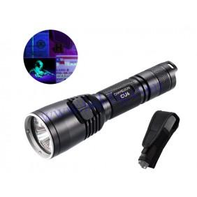 Фенер LED CU6 Chameleon Ultraviolet NITECORE