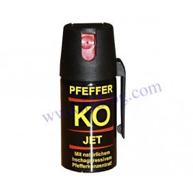 """Спрей - Pepper-KO JET, 40 ml.  """"BALLISTOL"""""""