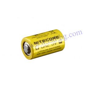 Литиева батерия CR2 3V Nitecore