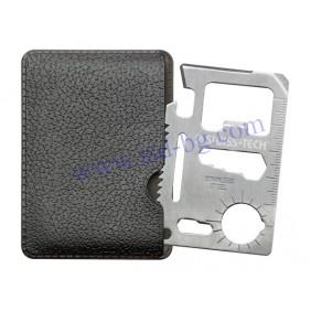 Credit Card Multi-tool мултифункционален инструмент Swiss+Tech
