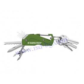 Мултифункционален инструмент 7 в 1 за лов и риболов Swiss+Tech