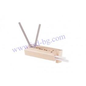 Дървена кутия с канове  LCD5D Lansky