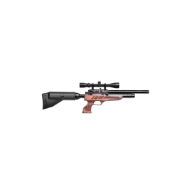 Въздушна пушка KRAL ARMS Puncher PCP NP-04 Auto Walnut cal. 5.5mm
