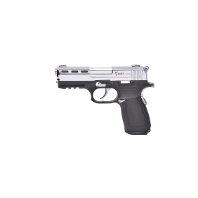Газов пистолет 9mm PAK Kuzey S-320 Chrome