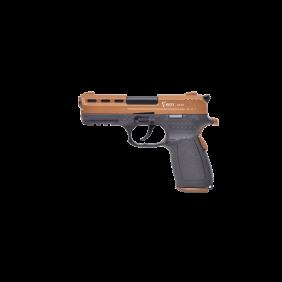 Газов пистолет 9mm PAK Kuzey S-320 Bronze