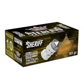 Патрони STERLING 12/70 TACTICAL SHERIFF SLUG 30gr