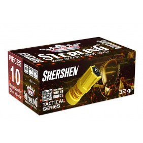 Патрони STERLING 12/70 TACTICAL SHERSHEN SLUG 32gr