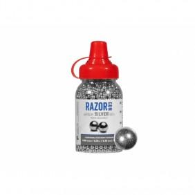Сачми BBs RazorGun Silver 4.5mm 1500 бр.