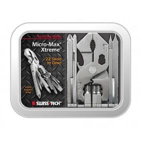 МУЛТИФУНКЦИОНАЛЕН ИНСТРУМЕНТ MICRO-MAX XTREME™ 22 В 1 Platinum SWISS+TECH