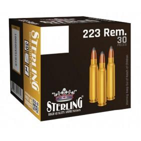 Патрони Sterling 223 Rem SP 3.6g