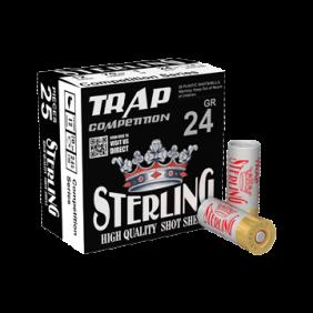 ПАТРОНИ STERLING 12/70 24GR 7.5 TRAP