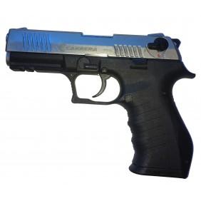 Газов пистолет Carrera STI50, 9mm BLK SATINA