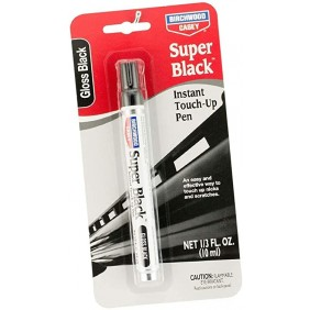 Оксидация маркер Super Black Flat Matte Birchwood Casey