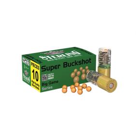 Патрони STERLING 12/70 Super Buckshot 34 Gr тапа Big Game Series