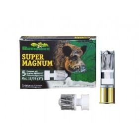 12/76 Super Magnum Slug 39.0 g  BRENNEKE