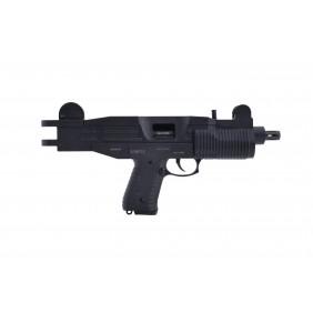 Газов пистолет Carrera STI90 9mm BLK MAT