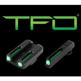 Нощни/дневни мерни прибори TRUGLO TFO Glock Low Set