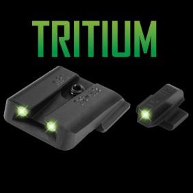 Нощни/дневни мерни прибори TRUGLO TRIT Glock Low Set TG231G1