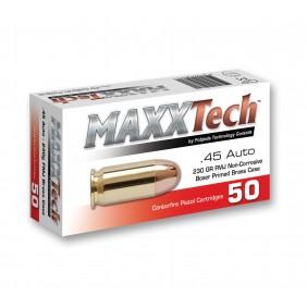 Патрони .45 ACP FMJ MaxxTech