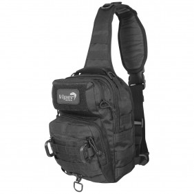 Тактическа чанта Viper Laser Shoulder Pack Black