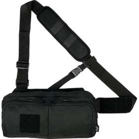 Чанта Viper VX Buckle Up Sling Pack Black
