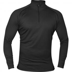 Термо блуза с дълъг ръкав Mesh-tech Armour Top Black Viper