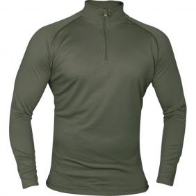 Термо блуза с дълъг ръкав Mesh-tech Armour Top Green Viper