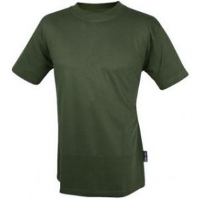 Маслинено зелена тениска WEB-TEX