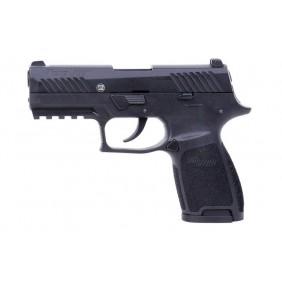 Газов пистолет Sig Sauer P320 Black 9mm PAK
