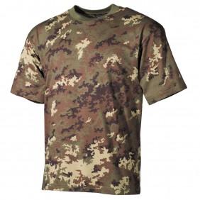 T-Shirt US 00103L vegetato MFH