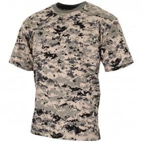 T-Shirt US 00104B Digital Urban MFH