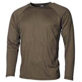 Green undershirt 11403B MFH