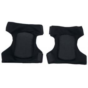 Black neopren knee pads 27695A MFH